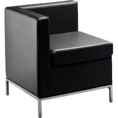 Fauteuil attente Sirius angle